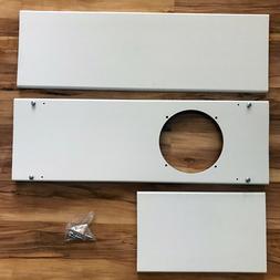 Whynter ARC-WK-SINGN Plastic Window Kit Single Hose Portable