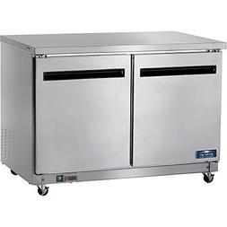 """Arctic Air AUC48R 48"""" Undercounter Refrigerator - 12 cu. ft,"""