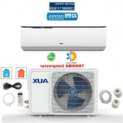 AUX 12000BTU Ductless Air Conditioner Heat Pump MINI Split 1