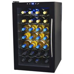 NewAir AW-280E 28 Bottle Thermoelectric Wine Cooler Free Sta