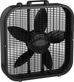 Lasko B20401 Portable Fan - 20 Diameter - 3 Speed - Quiet, C