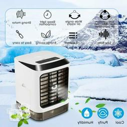 USB Mini Portable Air Conditioner Air Coller Air Cooling Fan