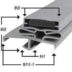 Beverage-Air Magnetic Door Gasket for Model HBR23-1-G