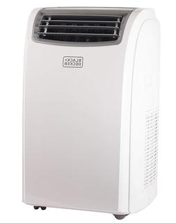 BLACK+DECKER BPACT12WT 12000 BTU Portable Air Conditioner -