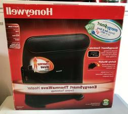 Honeywell Black ThernaWave Ceramic Heat Heater