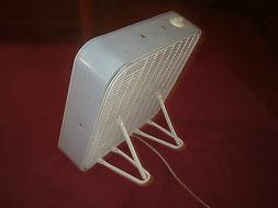 Box Fan Portable Stand NO FAN INCLUDED ONLY THE WHITE CLIP O