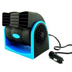 Taotuo Car Cooling Air Fan 12V Auto Vehicle Truck SUV Speed