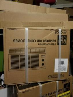 Commercial Cool CC05MWT 5000 BTU 115V Window Air Conditioner