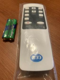 CCH / GLOBAL AIR CONDITIONER Remote Control YPL3-10C- Brand