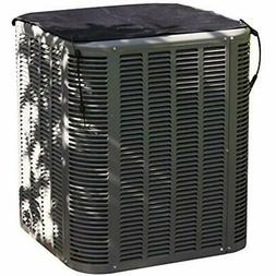 Central Air Conditioner Accessories Top Outdoor Cover Black