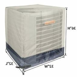 Foozet Central Air Conditioner Covers for Outside Units 32x3
