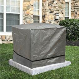 34 x 34 x 30 in. Central Air Conditioner Protective Cover