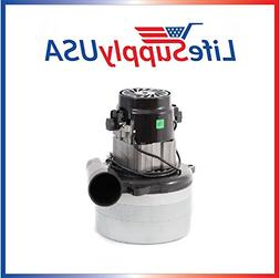 Central Vac Vacuum Motor 3 STAGE with Wires Will Fit Most Br