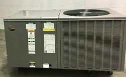 RHEEM- Classic 2 Ton Central Air Conditioner Package WITH HE