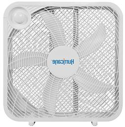 Hurricane Box Fan - 20 Inch | Classic Series | Floor Fan wit