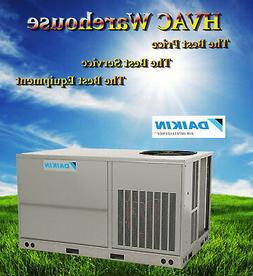 DAIKIN Commercial 5 ton 3 phase 410 A/C Package DSC060XXX3BX