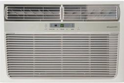 compact window air conditioner with heat