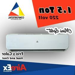 Confortotal Mini Split Ductless Air Conditioner 1.5 Ton Heat