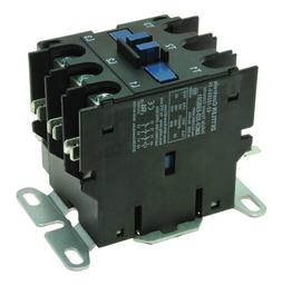 Rheem Contactor - 30A 3-Pole  w/Auxilary Contacts #42-102664