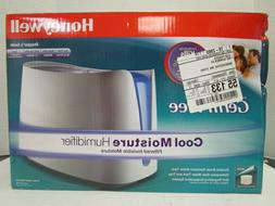 HONEYWELL COOL MOISTURE HUMIDIFIER ULTRA VIOLET GERM-FREE -