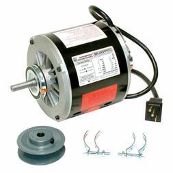 Dial Cooler Motor 1/2 HP 115 Volt 2 Speed Model 2204
