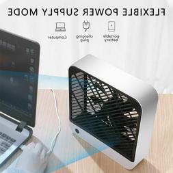 Cooling Fan Usb Portable Low Noise Multi Function Bedroom Mi