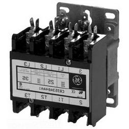"""GE Controls CR353AD3BA1 Open Contactor 3 Pole, 40 Amp, 110"