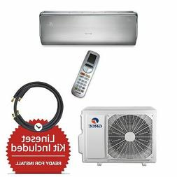Gree 12,000 BTU 23 SEER Wall Mounted Ductless Mini Split Air
