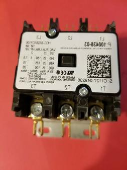 Lennox Definite Purpose Contactor, 24V, 25A, 3 Pole 95M57