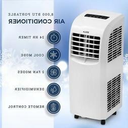 DELLA Air Conditioner Cooling Fan 8,000 BTU Portable Dehumid