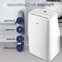 DELLA Remote Control Portable Air Conditioner A/C Cooling Fa