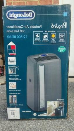 DeLonghi Pinguina Portable Air Conditioner with Heat Pump PA