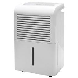 EdgeStar DEP501WP 50 Pint Portable Dehumidifier with Built i