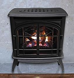 Thelin Echo Direct Vent  Natural Gas or  Propane Heater - Ca
