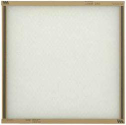 """Disposable Panel Air Filter 12"""" x 25"""" x 1"""" - Case of 12"""