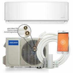 MRCOOL DIY 12K BTU 17.5 SEER Ductless Mini-Split Heat Pump w