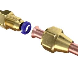 DIY Flare Seal Ductless Mini Split HVAC 15000 BTU18000 or 24