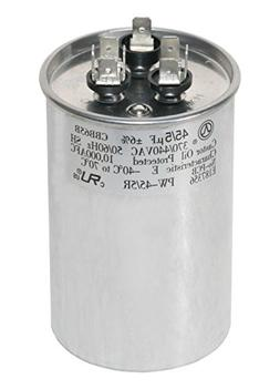 PowerWell 440 Volt Dual Run Round Capacitor, Built To The To