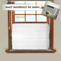 Durable Window Indoor Air Conditioner Cover For Air Conditio