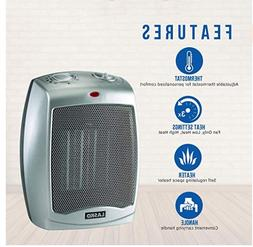 Lasko Electric Ceramic Portable Space Heater with Adjustable