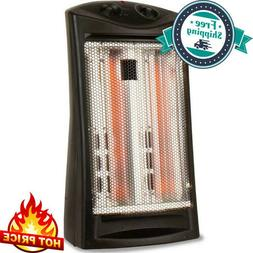 5Electric Portable Heater Decker Infrared Quartz Tower Manua