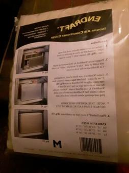 """ENDRAFT Indoor Air Conditioner Cover  (Medium - 15 -17""""H x 2"""