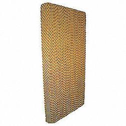 GRAINGER APPROVED Evaporative Cooling Pad,12x6x48 in.,PK5, 4