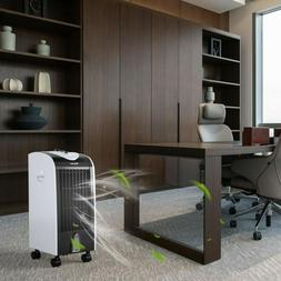 Evaporative Portable Air Conditioner Cooler Fan Humidify W/F