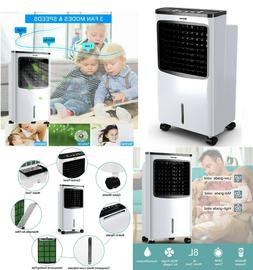 Evaporative Portable Air Conditioner Cooler Fan Personal Spa