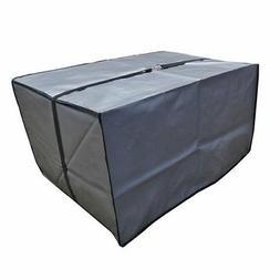 Evelots Heavy Duty Outdoor Air Conditioner Cover, Medium 10,