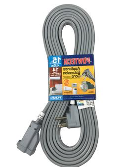 Extension Cord Air Conditioner Appliances Heavy Duty UL List