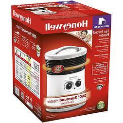 Honeywell Fan Forced Heater 360 Degree Surround  HHF360WWM N