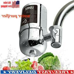 Faucet Water Filter For Kitchen Sink Or Bathroom Filtration