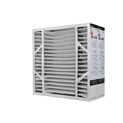 "Honeywell FC200E1011 MERV 13 Pleated Air Filter, 20"" x 20"" x"